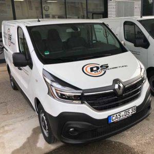 Renault Traffic - Klein